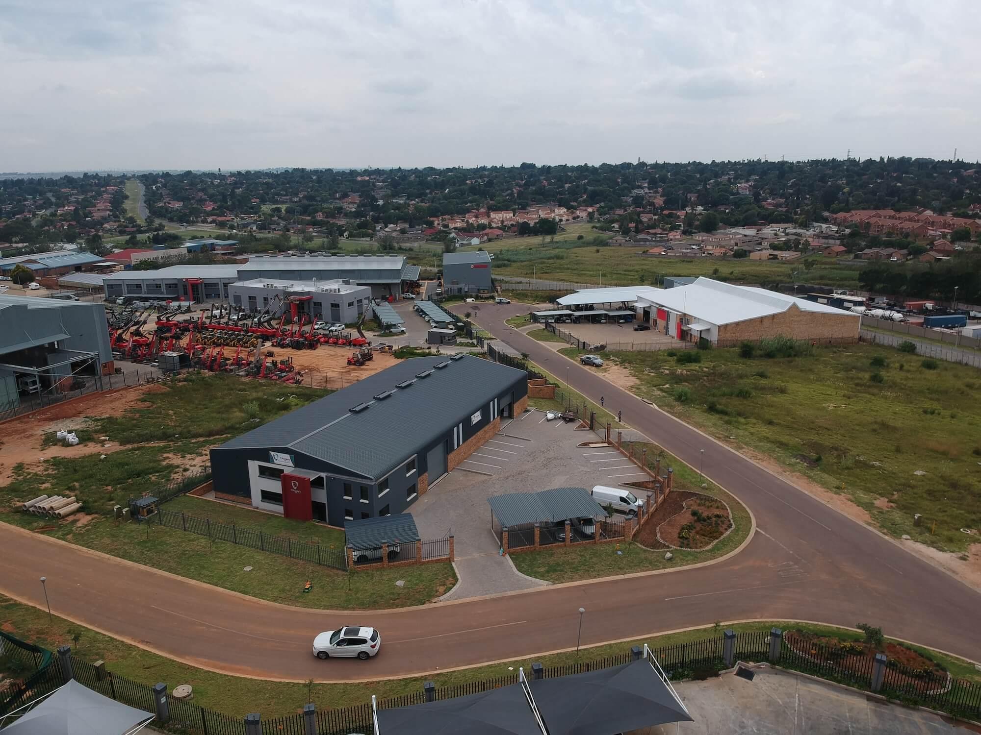 Chloorkop Warehouse & Office Construction
