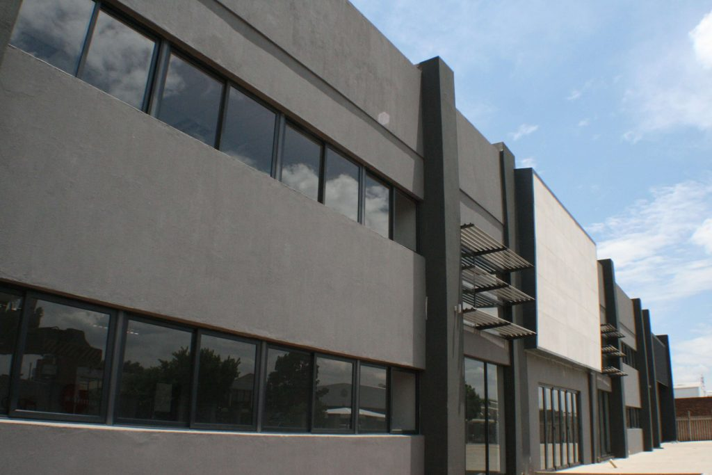Commercial Property Construction